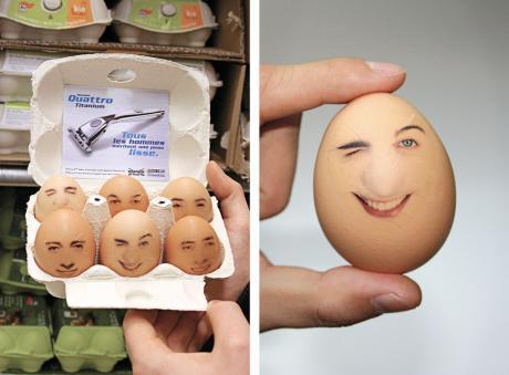 Vegetarian eggs