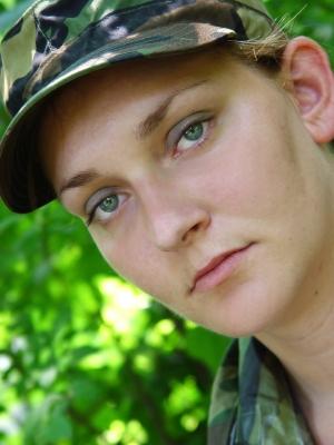 female_military